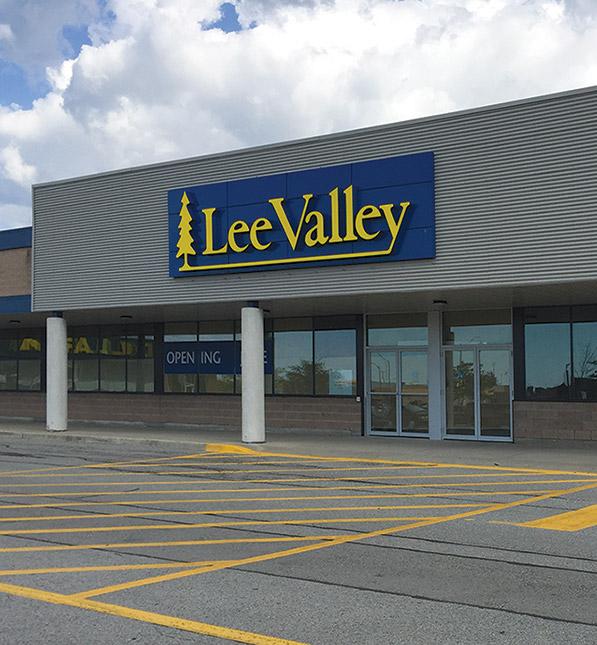 Niagara Falls Lee Valley Tools