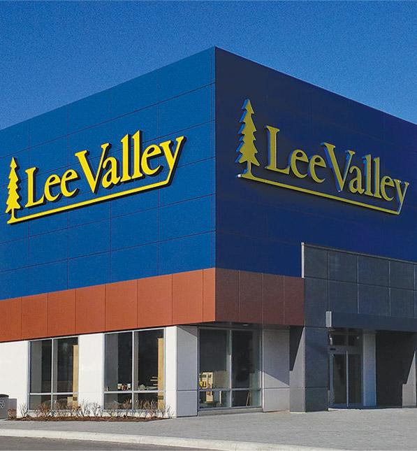 Vaughan Lee Valley Tools