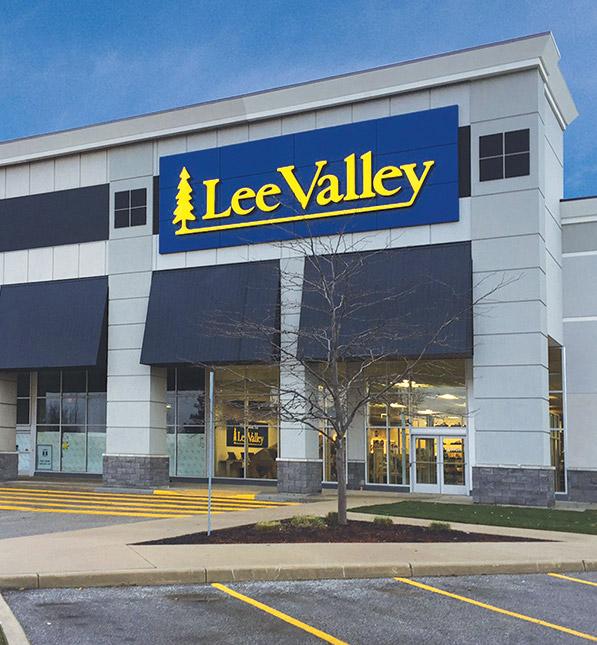 Windsor Lee Valley Tools