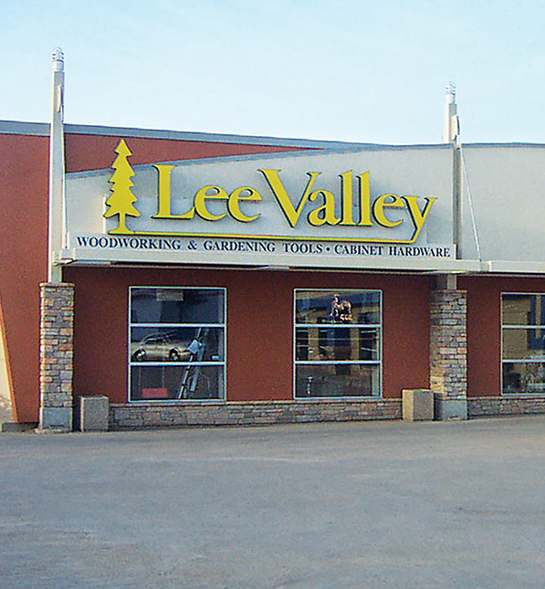 Find A Store Lee Valley Tools
