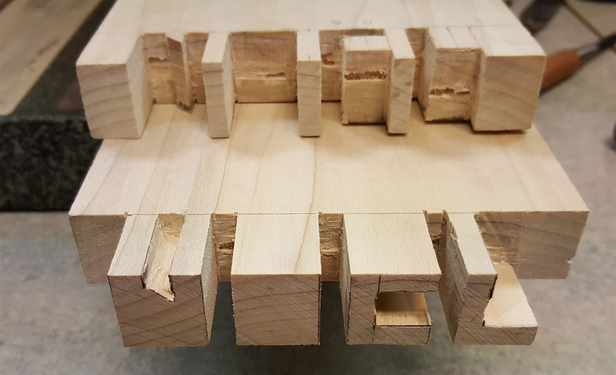 Join ready for glue-up