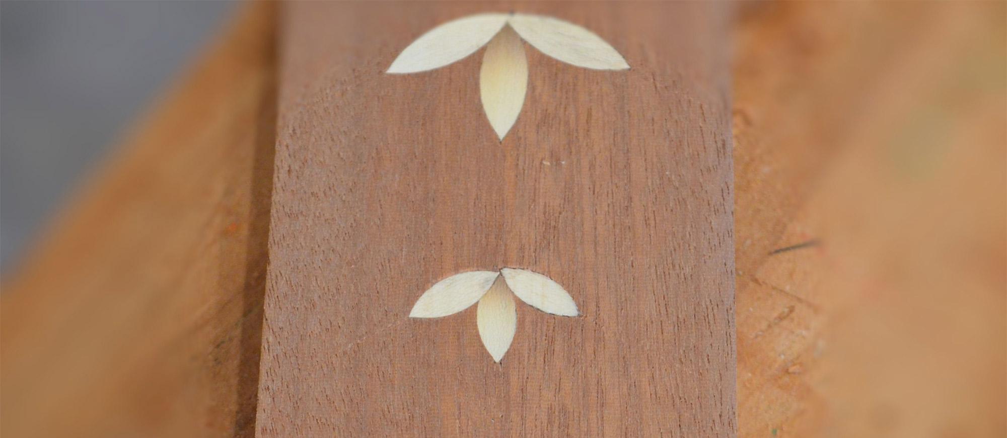 Simple Bellflower Inlays