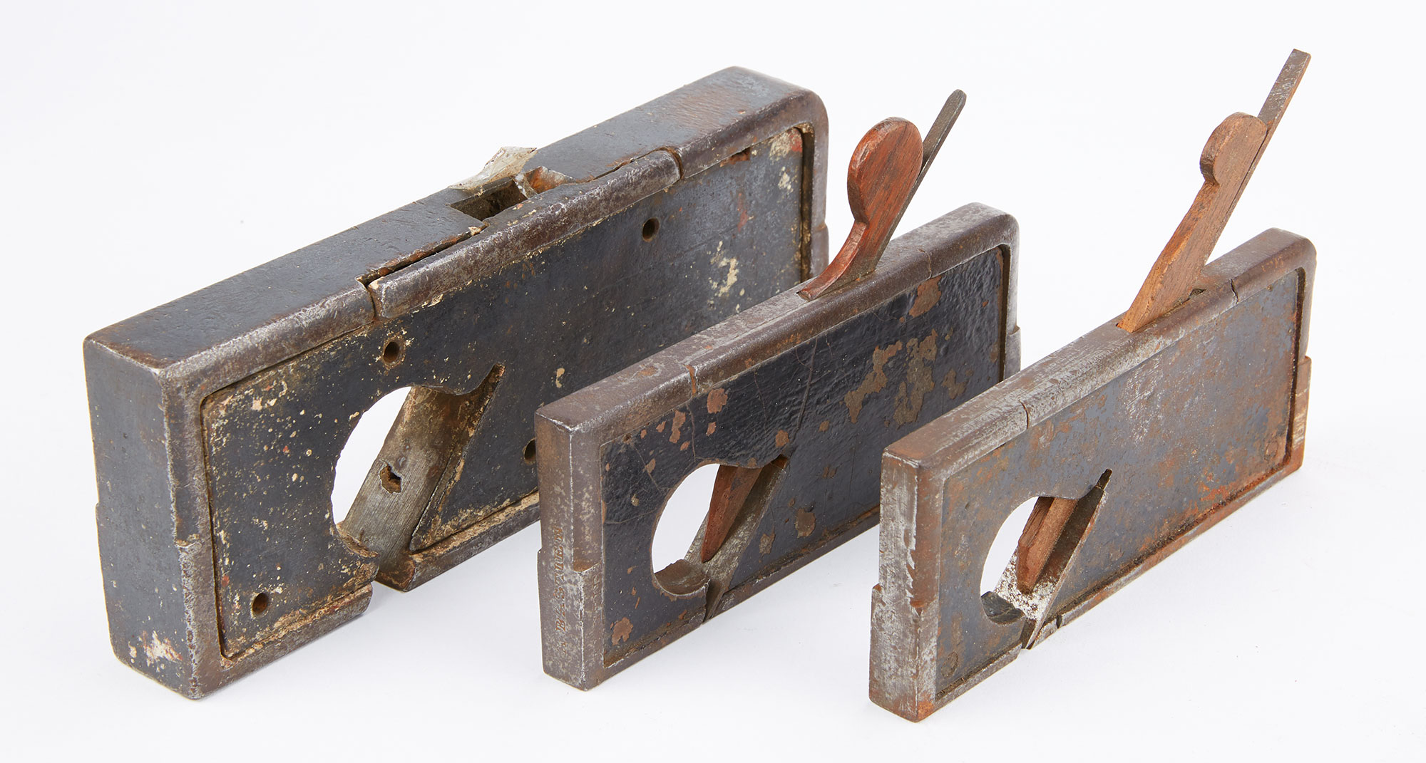 From the Collection - Metal Planes