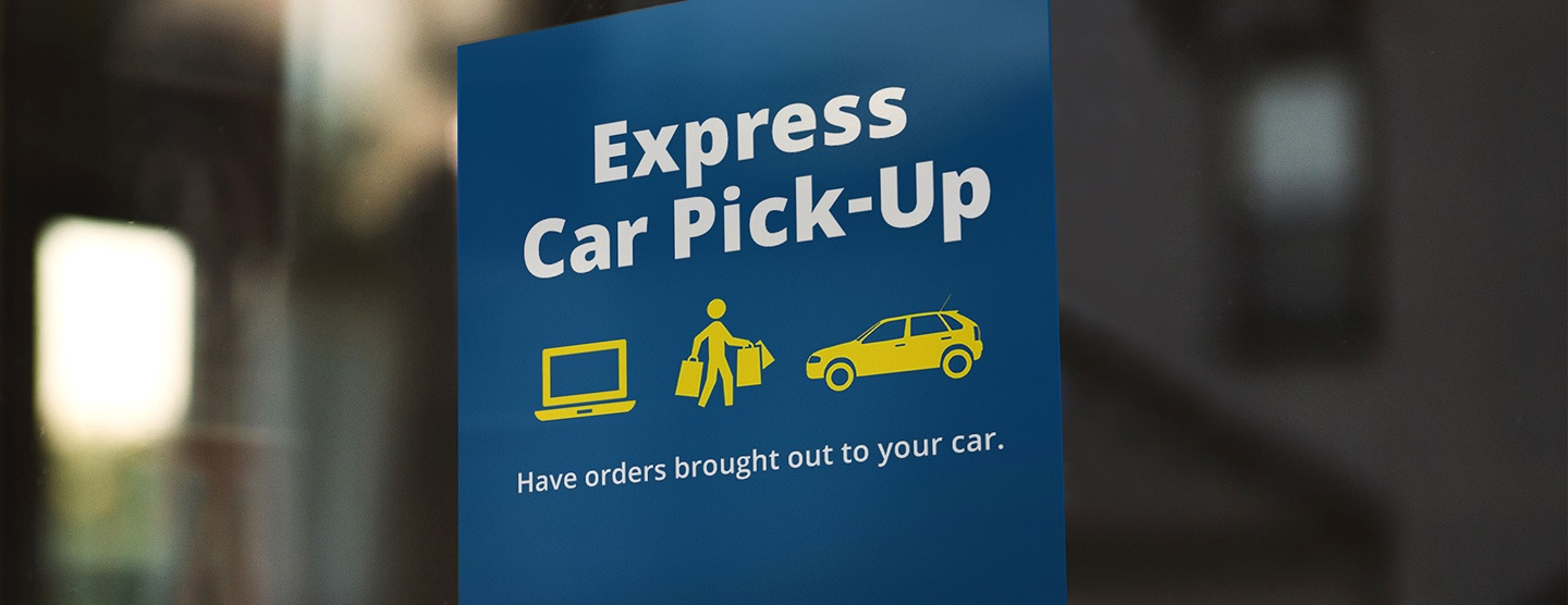 Express Car Pick-up